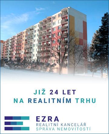 EZRA reality – Již 24 let na realitním trhu.