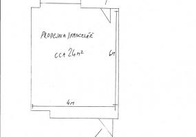 Nebytový prostor,Prodej,1105